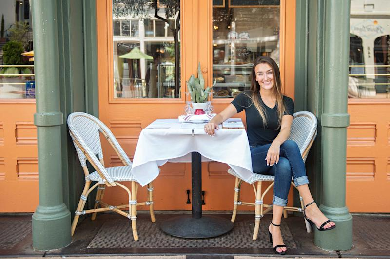Haley Pavone is the 23-year-old CEO of Pashion Footwear. She invented the shoe while she was a student at Cal Poly, San Luis Obispo.