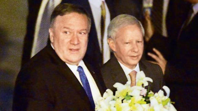 "This is the first highlevel engagement of the new Modi government with the Trump administration and comes at a time when both the countries have a number of issues to iron out. Diplomatic sources said there is no ""structured agenda"" for the talks between Pompeo and Jaishankar, and the entire spectrum of the relationship will be on the table."