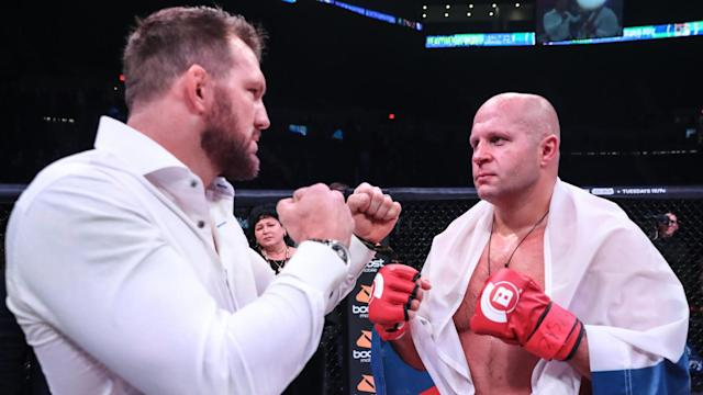 Ryan Bader has gone 4-0 since joining Bellator MMA. He speaks with Sporting News about facing arguably his toughest challenge yet — Fedor Emelianenko in the final of Bellator's World Heavyweight Grand Prix on Saturday night.