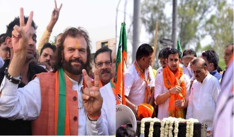 BJP's 2 celebrity faces in Delhi hold no college degrees