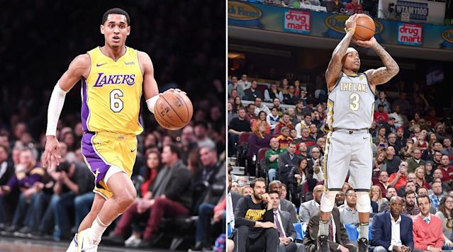 <p>There was a lot of talk leading up to Thursday's NBA trade deadline that Lou Williams, DeAndre Jordan and Tyreke Evans could all possibly be on the move. If I told you none of them would end up being traded, you'd probably think it was a quiet day, right? Well, while all three are staying put with their respective teams, it was still one of the wilder deadlines in recent memory.</p><p>Now that the dust has settled and all trades are complete, let's take a look at some of the biggest fantasy basketball winners and losers for rest of this season.</p><h3>Winners</h3><p><strong>De'Aaron Fox, Sacramento Kings</strong></p><p>The Kings made a three-team trade that ultimately ended up with George Hill joining the Cavaliers. The Kings had already stated they were moving toward giving their young players more minutes, but this really opens up significant playing time for Fox. He's played at least 30 minutes in 14 games this season, averaging 15.6 points, 2.1 rebounds, 5.5 assists and 1.4 steals per contest. If he is somehow still available in your league, rush to pick him up now.</p><p><strong>Larry Nance Jr., Cleveland Cavaliers</strong></p><p>In the first stunning move of the day made by the Cavaliers, they completed a trade that sent Isaiah Thomas, Channing Frye and a first-round pick to the Lakers for Nance and Jordan Clarkson. The Cavaliers are lacking depth up front with Kevin Love (hand) out, which should immediately open up a significant opportunity for Nance. He was stuck in a frontcourt log jam with the Lakers, sharing minutes with Julius Randle, Brook Lopez and Kyle Kuzma. Nance won't provide many three-pointers and he is not a good free-throw shooter, but he could approach a double-double on a nightly basis while providing plenty of steals in his new role with the Cavaliers.</p><p><strong>Tyreke Evans, Memphis Grizzlies</strong></p><p>Evans seemed like one of the sure bets to be traded. The Grizzlies are terrible, they held him out as they worked on multiple offers, and he's a free agent after the season. Despite all that, they deemed all the offers they received unacceptable, and may now shift their focus to resigning him for next season. Evans is in the midst of an excellent season, posting a career-high 28.4% usage rate. INow he doesn't have to worry about fitting in a new team where his role could change dramatically, which is great news for his fantasy owners.</p><p><strong>George Hill, Cleveland Cavaliers</strong></p><p>The Cavaliers desperately needed help at point guard as the duo of Thomas and Derrick Rose was atrocious defensively. Enter Hill, who is averaging 0.9 steals despite only playing 27 minutes per game this season. He had averaged at least one steal in five-straight seasons heading into this year, so this is a genuine part of his skill set. Hill is more than just a good defender, too, shooting a career-high 45.3% from behind the arc this season. He should become the team's starting point guard and will be a great fit with LeBron James. While his overall scoring numbers won't be off the charts, this trade certainly gives him a boost in value, as opposed to sitting on the bench during the Kings' youth movement.</p><p><strong>Julius Randle, Los Angeles Lakers</strong></p><p>In the weeks leading up to the deadline, the Lakers were reportedly looking to trade Randle, but it was Nance who ended up with a new home. That should free up more playing time for Randle. He's been excellent lately, averaging 18.9 points, 9.6 rebounds and 3.3 assists in his last eight games. With a more secure role in hand, Randle should be extremely valuable down the stretch.</p><p><strong>D.J. Augustin, Orlando Magic</strong></p><p>The Magic made an odd trade, sending Elfrid Payton to the Suns for just a second-round pick. Payton will be a free agent this summer, but that seems like an awfully low return for a young point guard who is averaging 13.0 points, 4.0 rebounds, 6.3 assists and 1.5 steals per game this season. With Payton now out of the picture, Augustin will take over as the starting point guard for the Magic. He's provided value when given extended playing time this season, averaging 10.5 points, 2.1 rebounds, 4.0 assists, 1.0 steal and 1.6 three-pointers in 24 games that he has played at least 20 minutes. If you are looking for help at point guard, Augustin has upside.</p><h3>Losers</h3><p><strong>Jordan Clarkson, Cleveland Cavaliers</strong></p><p>The Cavaliers went from being thin at guard to adding Clarkson, Hill and Rodney Hood all in one day. Clarkson is an offensive spark plug, averaging 14.5 points and 1.3 three-pointers per game this season. However, he enjoyed a team-leading 27.5% usage rate with the Lakers. That's not going to be the case with the Cavaliers. Hood and Hill will get up their shots, as well, and then there's the issue of that LeBron guy doing his thing. Clarkson is in a better spot in real life, but a much worse spot for fantasy purposes.</p><p><strong>John Collins, Atlanta Hawks</strong></p><p>The Hawks are one of the worst teams in the league and were looking to be sellers at the deadline, but couldn't pull the trigger on any significant moves to free up playing time for their young players. That's bad news for Collins, who still has to share frontcourt minutes with Ersan Ilyasova, Miles Plumlee, Dewayne Dedmon and Mike Muscala. The Hawks could eventually buy out one of their veterans, but it doesn't look like Collins will be getting more run in the immediate future.</p><p><strong>Andrew Harrison, Memphis Grizzlies</strong></p><p>During Tyreke Evans's trade-value-influenced benching, Harrison took on an expanded role. He cashed in his opportunity, averaging 14.3 points, 4.9 assists and 1.1 three-pointers in the seven games Evans sat. With Evans now back in the picture, Harrison will likely be relegated back to his former role, in which he didn't provide much fantasy value.</p><p><strong>Josh Jackson, Phoenix Suns</strong></p><p>The Suns have been experimenting with Devin Booker playing point guard, leaving Jackson as the team's starting shooting guard. That is likely over now with Payton in the fold, which should move Booker back to shooting guard and Jackson back to the bench. Jackson was averaging 31 minutes per game in four starts in February, but his playing time should decrease as a likely member of the second unit.</p>