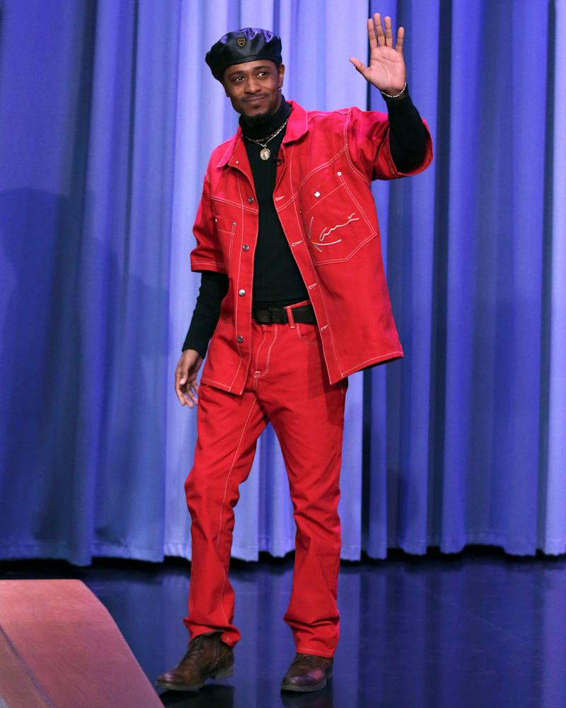 Lakeith Stanfield's Outfit Is a Fully Uncut Gem