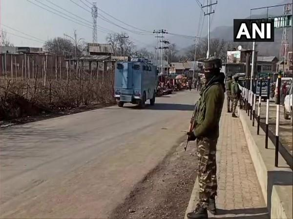 Visuals from the site of the attack. (Photo/ANI)