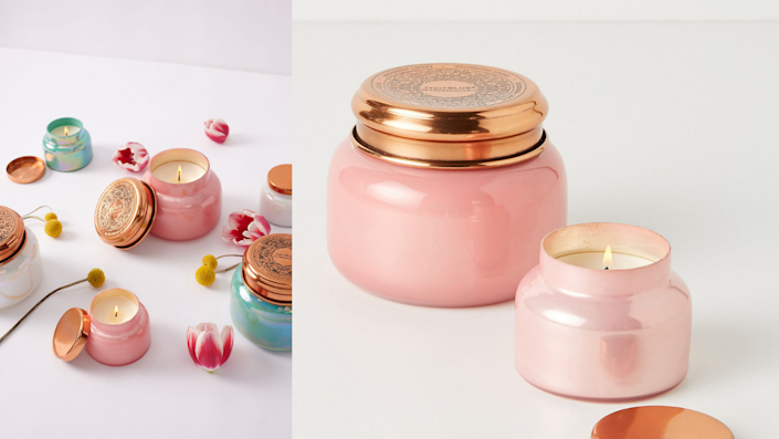 Save big on love-themed candles this V-Day.