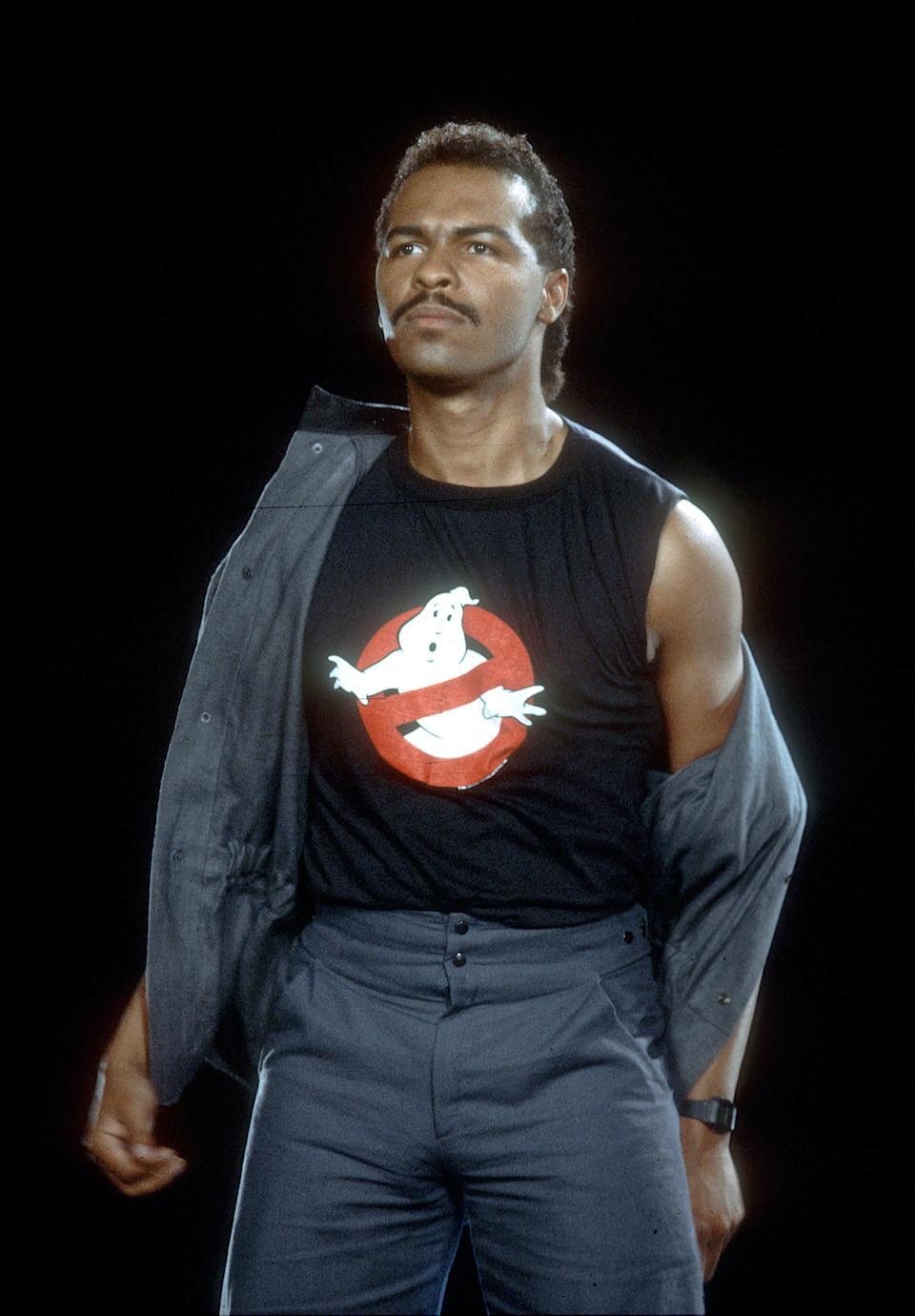 Ray Parker Jr. in the 1980s. (Michael Ochs Archives/Getty Images)