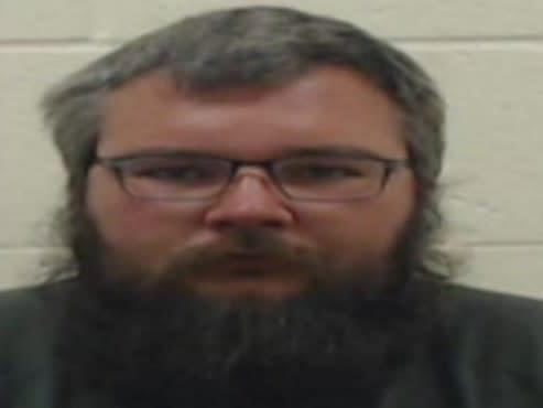 Quake Lewellyn in the custody of the authorities: (Jackson County Sheriff's Office)
