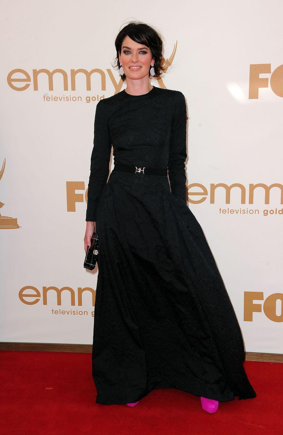 <p>Lena Heady, who plays Cersei Lannister, in 2011.</p>
