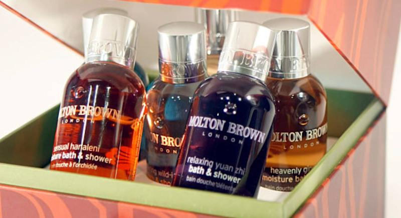 Molton Brown has a 20% off mid-spring sale on now. (Getty Images)