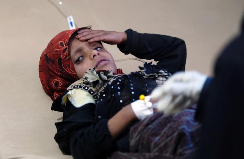 Nearly 23500 cholera cases, 242 deaths in Yemen in 3 weeks