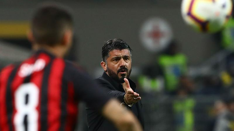 Old master Gattuso satisfied with peacekeeping role