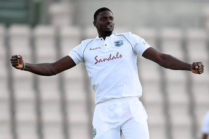 All-rounder Jason Holder will lead the Test side [courtesy: CWI]