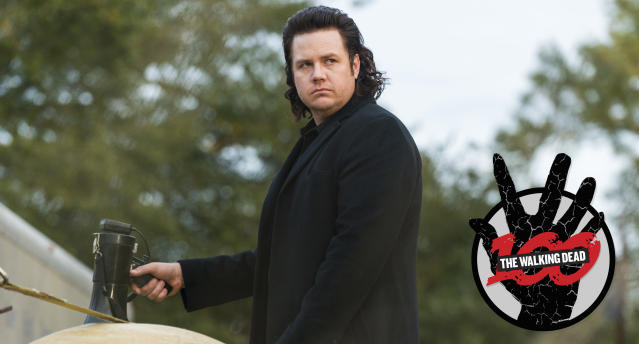 Josh McDermitt as Dr. Eugene Porter in <em>The Walking Dead</em>. (Photo: Gene Page/AMC)