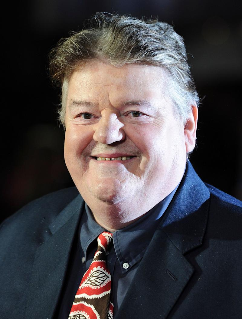 Robbie Coltrane  (Photo: KI PRICE/INVISION/AP)