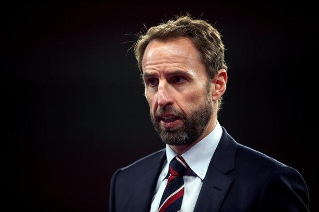 Gareth Southgate's team may be heading for Germany