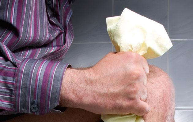 Constipation is seldom serious, but can be uncomfortable and frustrating. (Thinkstock photo)