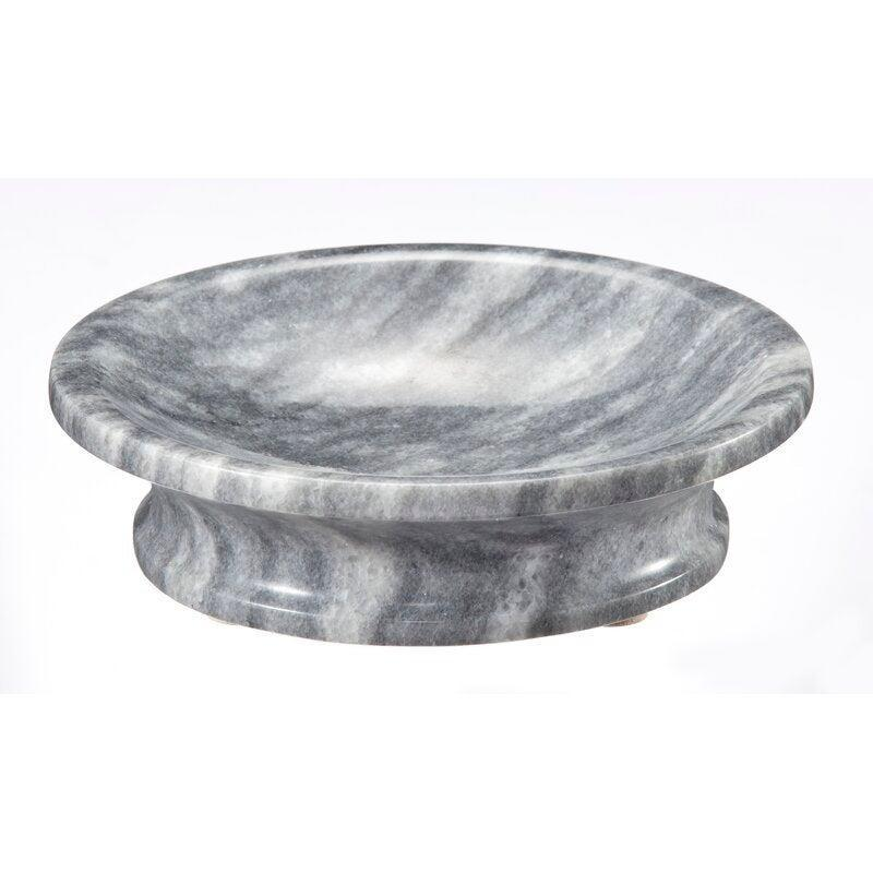 """<br><br><strong>Fleur De Lis Living</strong> Ransome Marble Round Soap Dish, $, available at <a href=""""https://go.skimresources.com/?id=30283X879131&url=https%3A%2F%2Ffave.co%2F35s2r62"""" rel=""""nofollow noopener"""" target=""""_blank"""" data-ylk=""""slk:Wayfair"""" class=""""link rapid-noclick-resp"""">Wayfair</a>"""