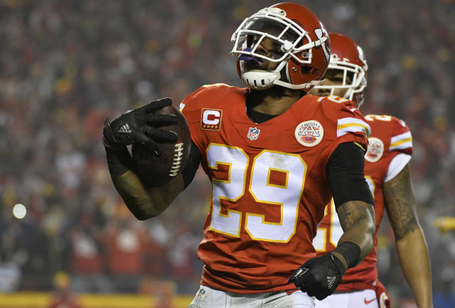 Eric Berry may return to the Chiefs soon. (AP Photo)