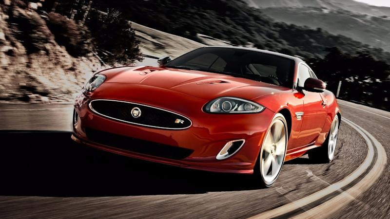 2021 Jaguar XK Reportedly Planned As Four-Seater F-Type eaffb0096
