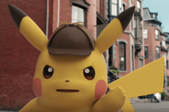 detective pikachu movie director great