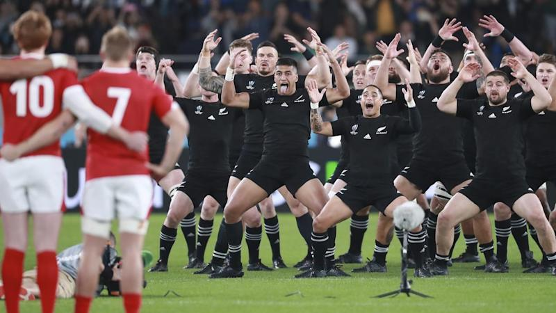 Rugby World Cup / New Zealand vs Wales