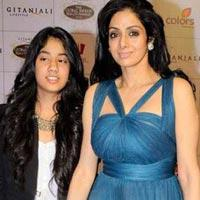 Sridevi: 'I'm not trying to promote my daughter Jhanvi'