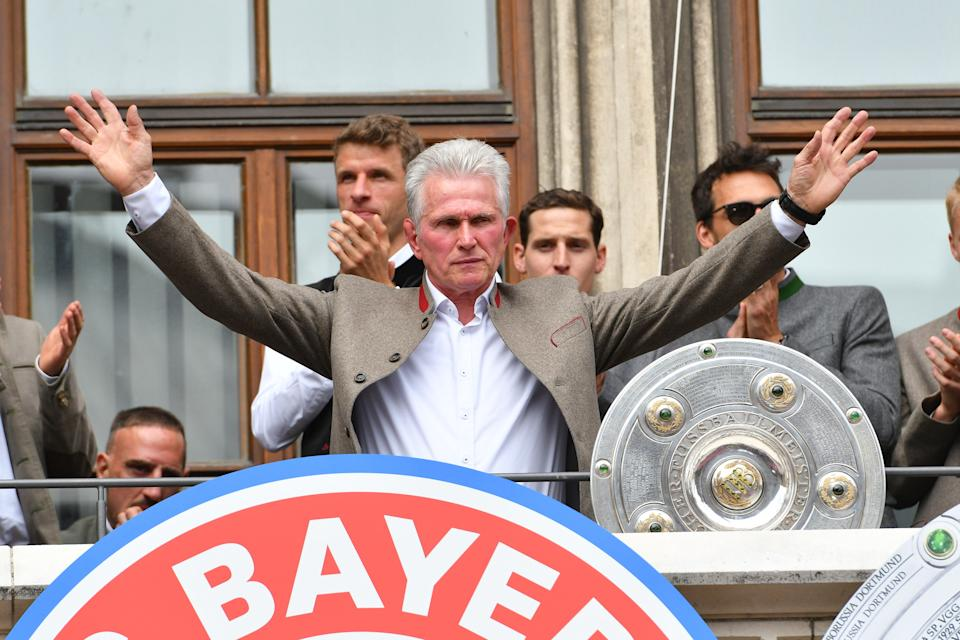 Jupp Heynckes im Mai 2018  (Photo by TF-Images/Getty Images)