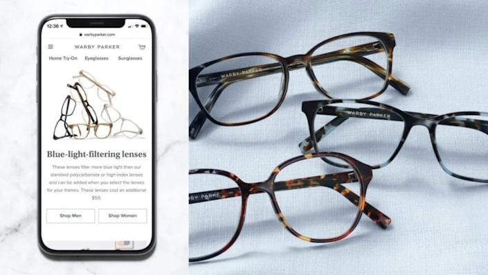 Anyone remember Warby Parker from their Tyler Oakley days?