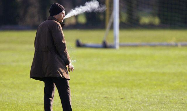 Wales bans smoking on the sidelines of children's football matches