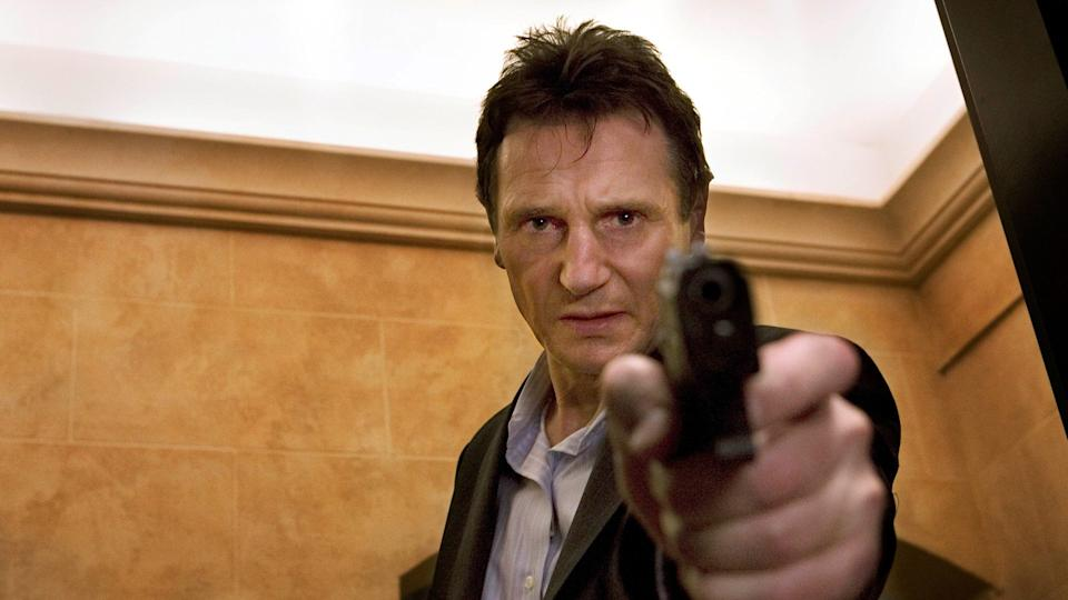 Liam Neeson became an action star in the wake of 2008 movie 'Taken'. (Credit: 20th Century Studios/EuropaCorp)