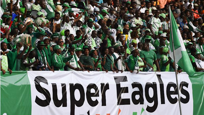 'Nigerian stadiums are not for football' - Fans react after Zimbabwe hold Super Eagles