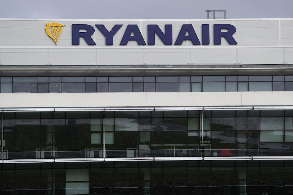 The Ryanair headquarters in Dublin (PA Wire)
