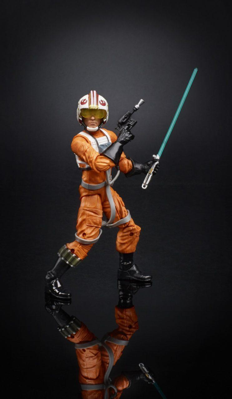Luke Skywalker X-Wing Pilot Star Wars Celebration Exclusive