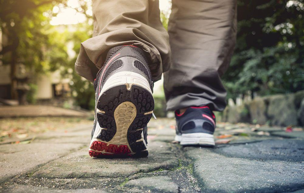 """<p>""""When the urge to eat out of stress, boredom, sadness, or another emotions hits, I head outside and go for a walk or run,"""" says Jessica Fishman Levinson, M.S., R.D.N., C.D.N., culinary nutrition expert. </p><p>""""Exercise releases endorphins that can stimulate relaxation, and the fresh air is also a natural stress reducer,"""" she says.</p><p>In fact, <a href=""""http://www.prevention.com/eat-clean/this-trick-can-stop-your-stress-eating-but-you-might-not-like-it"""" target=""""_blank"""">walking</a> for just 15 minutes can curb cravings for sugary snacks, according to one Austrian study. And it can help relieve the stress itself. </p><p><strong>Related:</strong> <a href=""""http://www.prevention.com/fitness/how-to-start-walking-for-weight-loss"""" target=""""_blank"""">How to Start Walking When You Have 50+ Pounds to Lose</a></p>"""