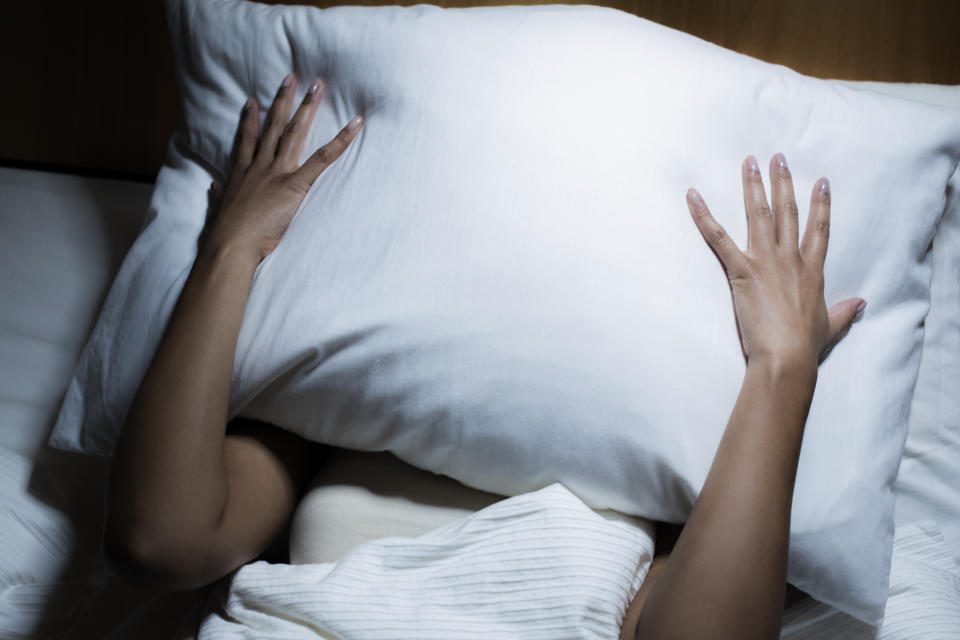 A woman has shared a sleep hack to TikTok. (Posed by model, Getty Images)