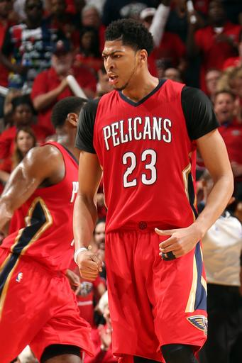 Anthony Davis (NBAE/Getty Images)