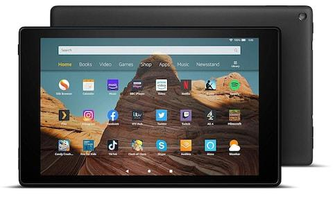 Fire HD 10 Tablet amazon cyber monday - Credit: Amazon