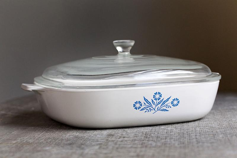 WASHINGTON, DC - Beckys Corningware photographed in Arlington, VA. (Photo by Deb Lindsey For The Washington Post via Getty Images).