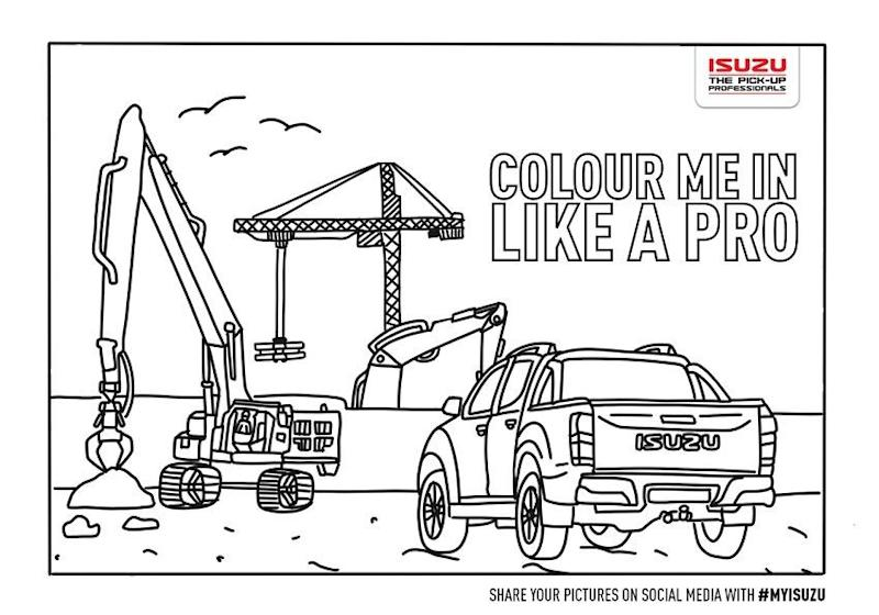 Colour them in like a Pro