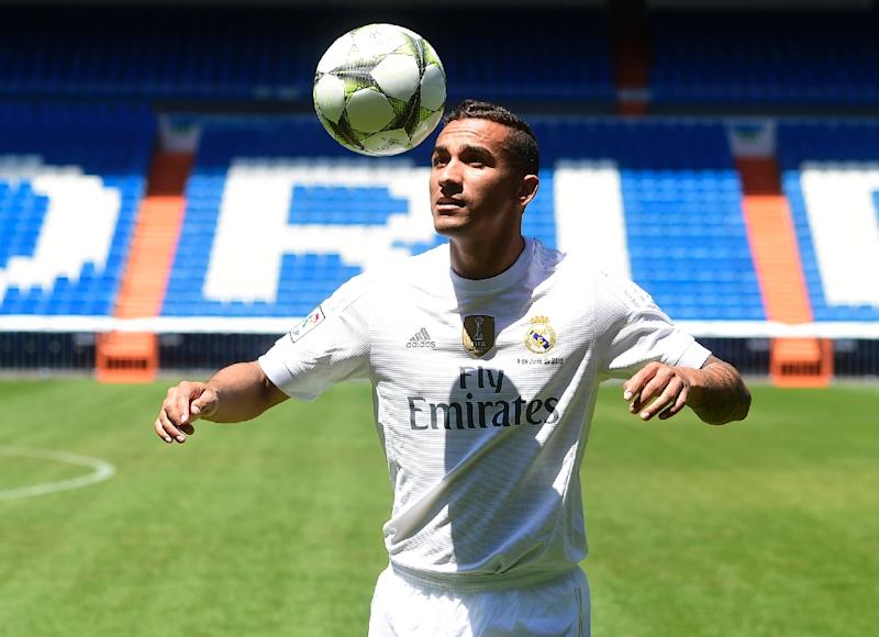 Brazilian Danilo has made just two appearances for Los Blancos since joining from Porto in the close season for 31.5 million euros ($35.2 million, £22.9 million)