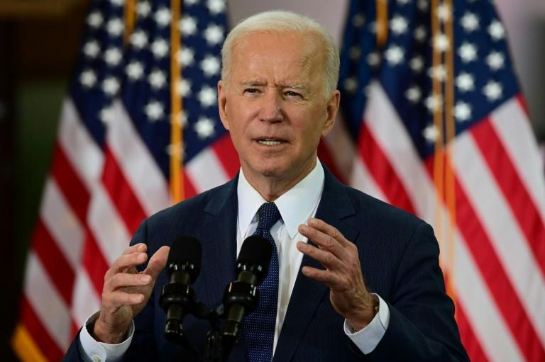 US President Joe Biden intends to make the bold infrastructure plan one of his flagship policies