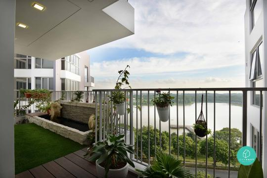 5 most affordable condos for hdb upgraders for Condo balcony ideas singapore