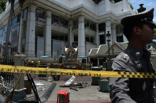Thai police arrest foreign man 'likely involved' in Bangkok bomb