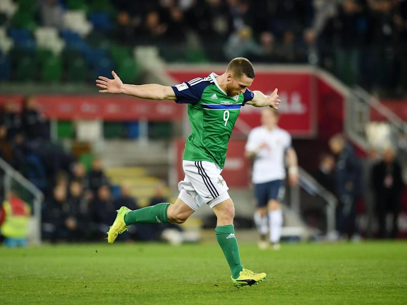 Northern Ireland are still on course to reach the playoffs (Getty)