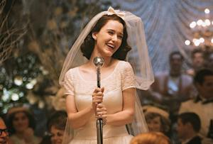 The Marvelous Mrs. Maisel Amazon Season 1 Premiere Midge