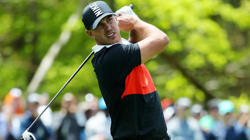 Major Koepka continues to rule