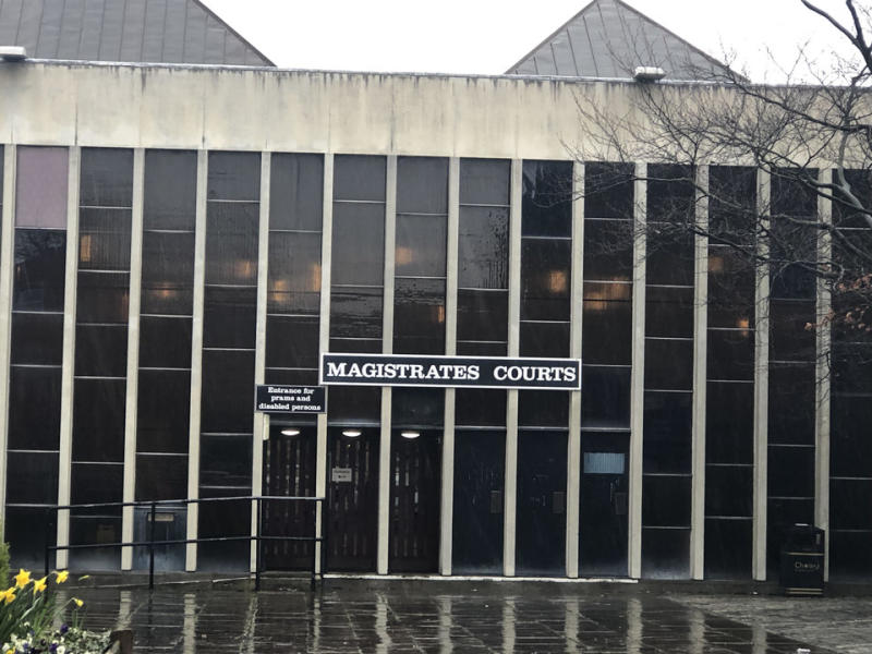 Chorley Magistrates Court in Lancashire which has now closed