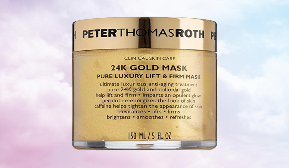 And the winner is...you! Make sure to thank Peter Thomas Roth for making it all possible. (Photo: Walmart)