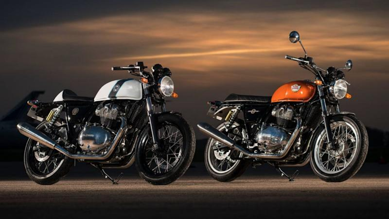 Royal-Enfield to launch Continental GT 650, Interceptor 650 in November