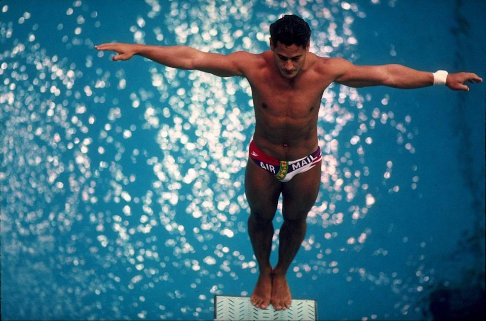 <p>There are few comebacks like diver Greg Louganis'. In his first dive in Seoul, he hit the back of his head against the board after not securing enough distance from it. After receiving stitches and medical attention for his diagnosed concussion, the American athlete returned to the pool the very next day and ended up winning a gold medal. </p>