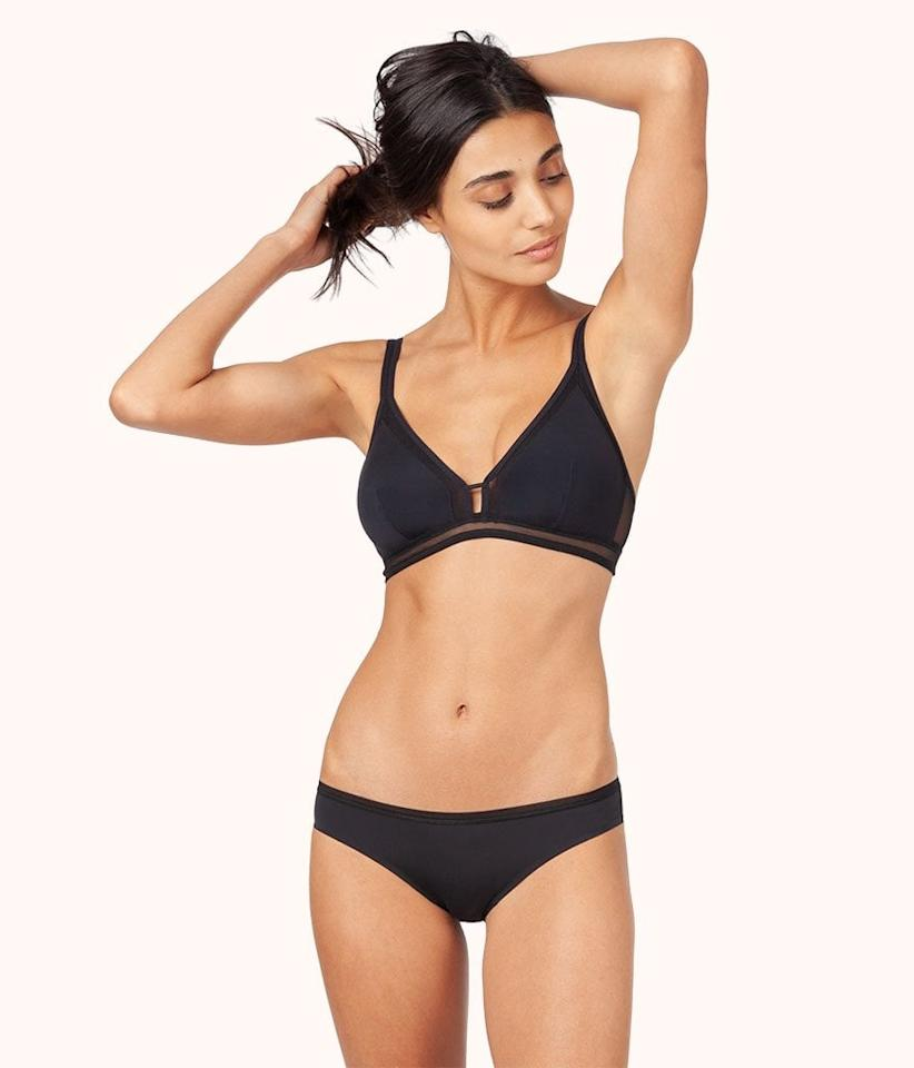 "<p><a href=""https://www.popsugar.com/buy/Lively-Mesh-Trim-Bralette-Jet-Black-585986?p_name=Lively%20Mesh%20Trim%20Bralette%20in%20Jet%20Black&retailer=wearlively.com&pid=585986&price=35&evar1=fab%3Aus&evar9=47585753&evar98=https%3A%2F%2Fwww.popsugar.com%2Fphoto-gallery%2F47585753%2Fimage%2F47585798%2FLively-Mesh-Trim-Bralette-in-Jet-Black&list1=shopping%2Cunderwear%2Ceditors%20pick%2Cbras%2Cproduct%20reviews%2Cfashion%20shopping%2Clively&prop13=api&pdata=1"" rel=""nofollow"" data-shoppable-link=""1"" target=""_blank"" class=""ga-track"" data-ga-category=""Related"" data-ga-label=""https://www.wearlively.com/collections/bralette/products/the-mesh-trim-bralette-jet-black?variant=16289826118"" data-ga-action=""In-Line Links"">Lively Mesh Trim Bralette in Jet Black</a> ($35)</p>"